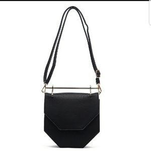 Hester Crossbody Bag- Black